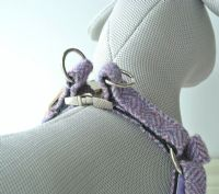 Harris Tweed Dog  Step-in Harness